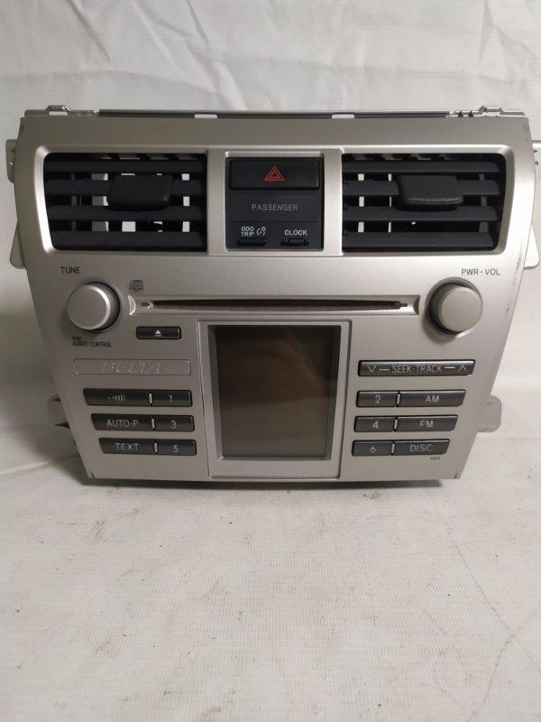 Магнитофон Toyota Belta NCP96 (б/у)