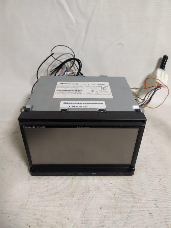 Магнитофон Nissan Dualis KNJ10 (б/у)