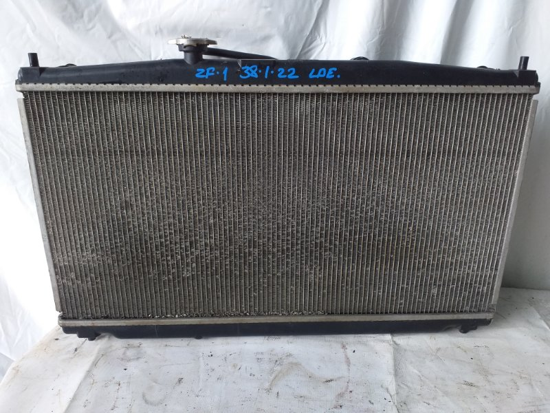 Радиатор двс Honda Cr-Z ZF1 LEA-1025052 (б/у)