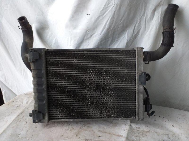 Радиатор двс Toyota Hiace KDH205 2KD-FTV (б/у)