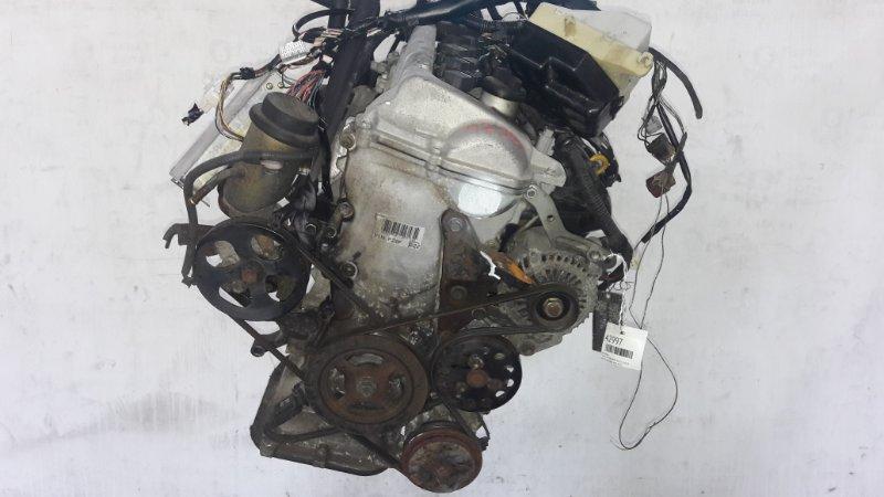 Двигатель Toyota Funcargo NCP25 1NZ-FE 2000.02 (б/у)