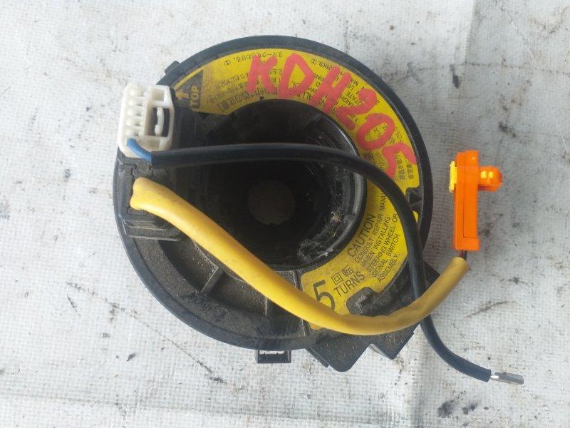 Шлейф-лента air bag Toyota Hiace KDH205 (б/у)