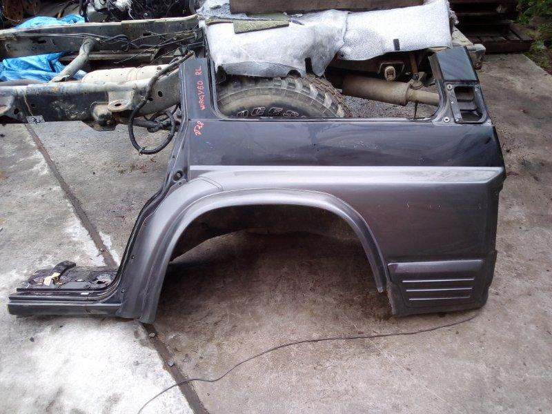 Крыло Nissan Safari WRGY60 TD42 1992.03 заднее левое (б/у)