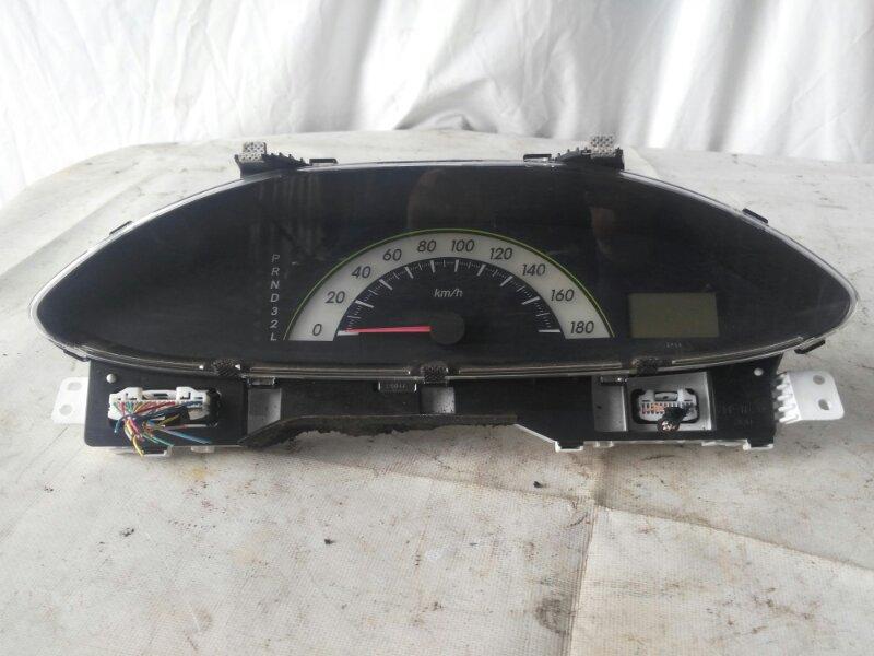 Спидометр Toyota Belta NCP96 2NZ-FE (б/у)