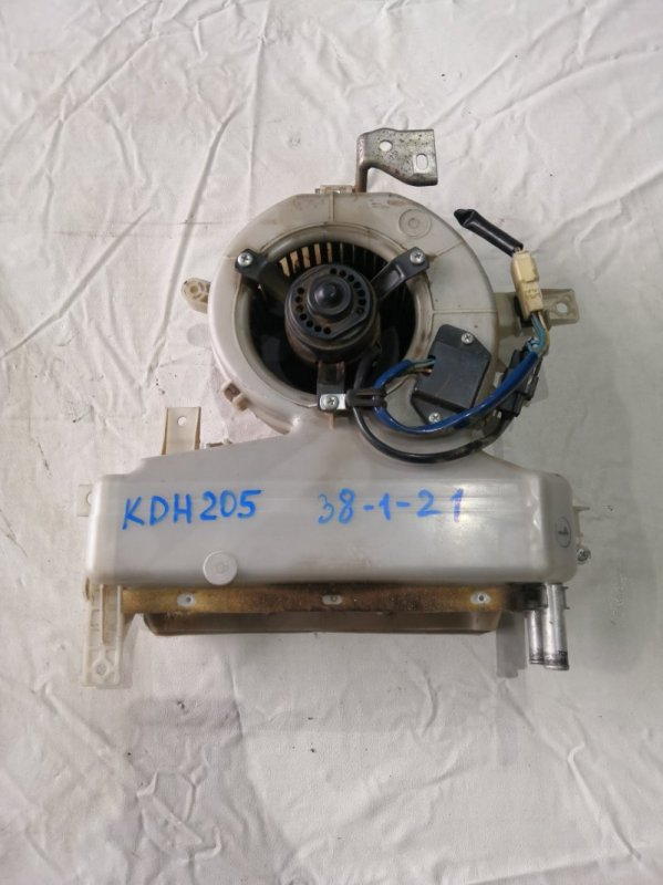 Печка салона Toyota Hiace KDH205 2KD-FTV (б/у)