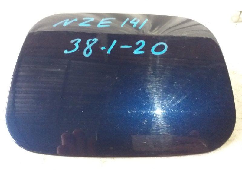Лючок бензобака Toyota Corolla Fielder NZE141 1NZ-FE (б/у)