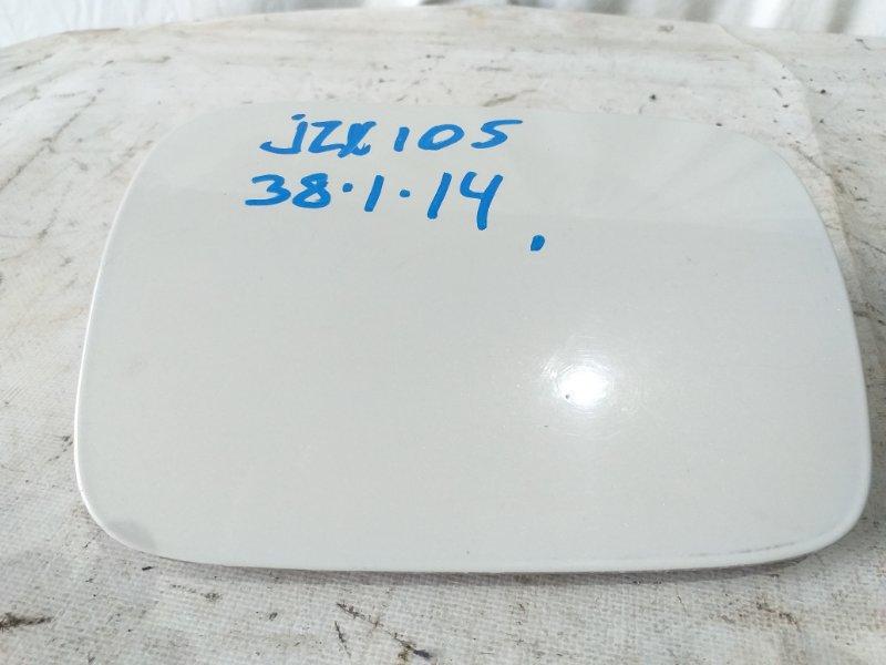Лючок бензобака Toyota Cresta JZX105 1JZ-GE (б/у)