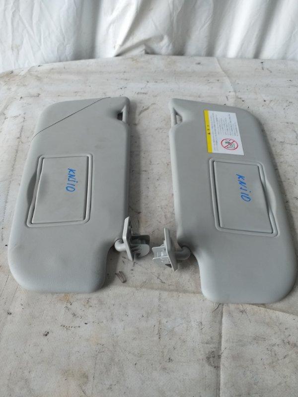 Козырек от солнца Nissan Dualis KNJ10 MR20 (б/у)