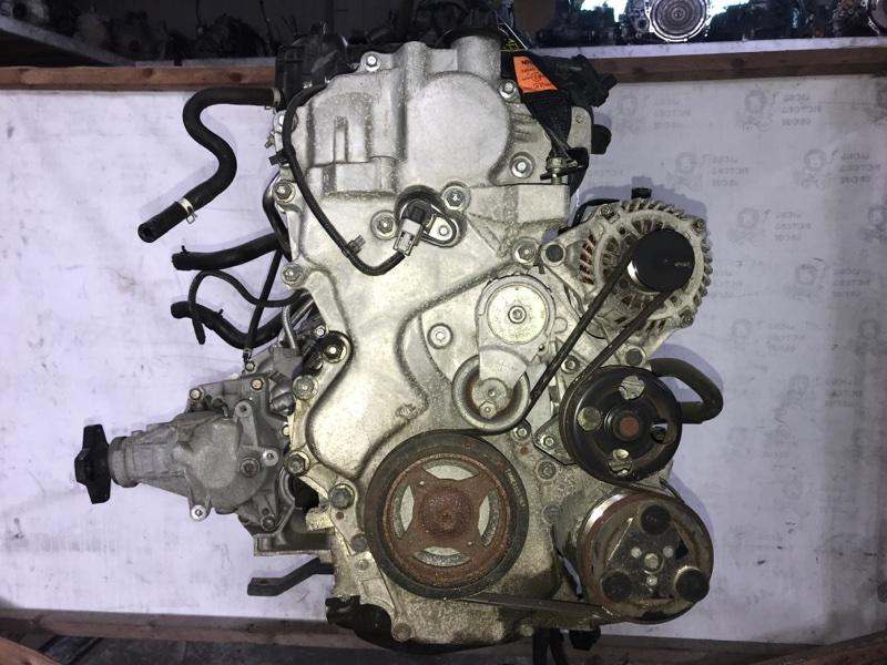 Двигатель Nissan Dualis KNJ10 MR20 (б/у)