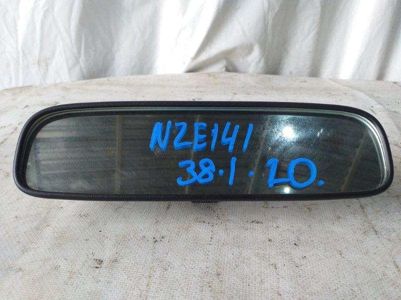 Зеркало салона Toyota Corolla Fielder NZE141 (б/у)