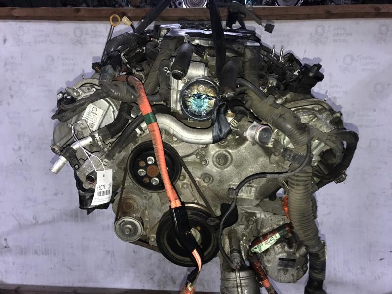 Двигатель Lexus Ls600 UVF45 2UR-FSE 2007.06 (б/у)