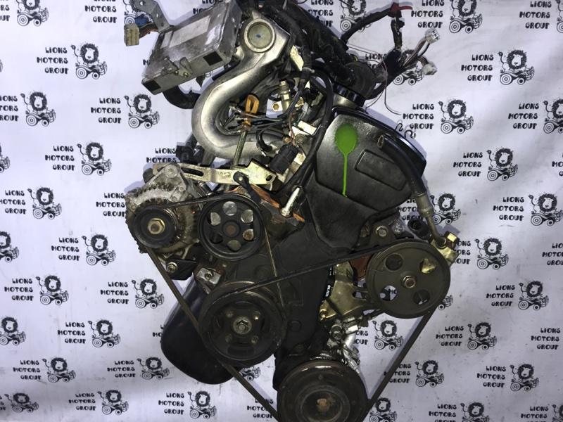 Двигатель Toyota Tercel EL53 5E-1018929 1997 (б/у)