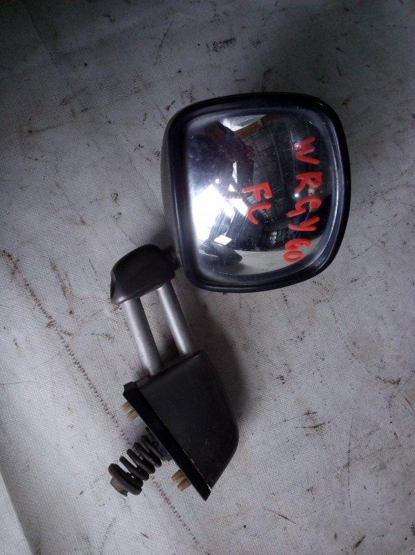 Рожок Nissan Safari WRGY60 TD42 1992.03 передний левый (б/у)