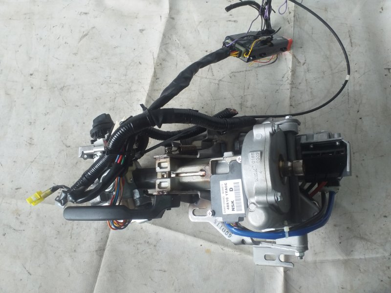 Рулевая колонка Nissan Dualis KNJ10 MR20 2009 (б/у)