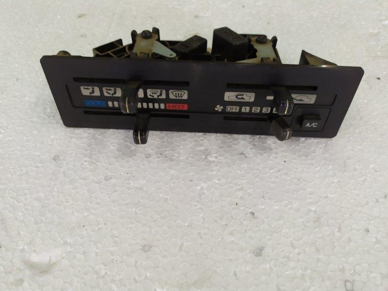 Блок управления климат-контролем Nissan Safari WRGY60 TD42 1992.03 (б/у)