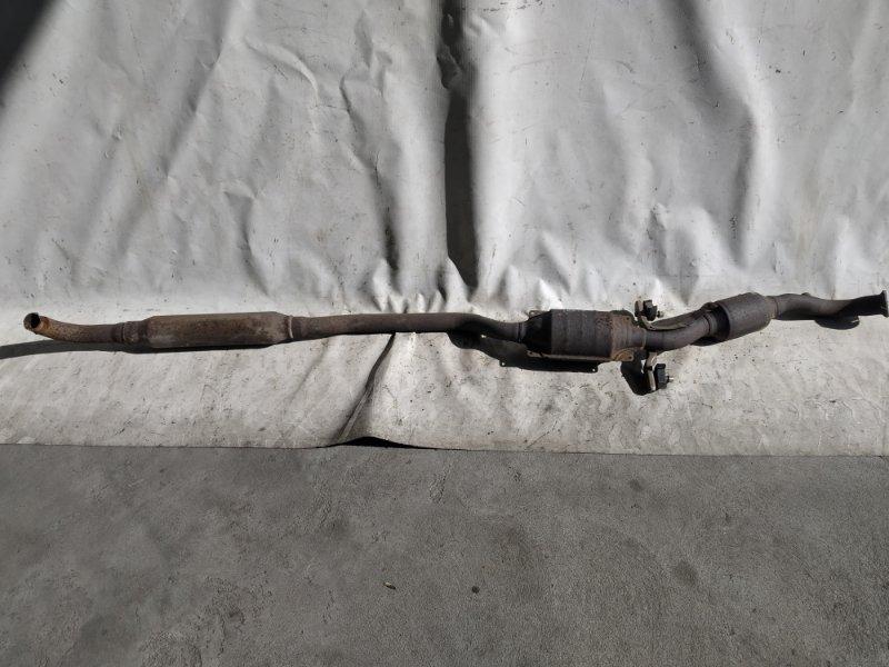 Глушитель Toyota Vitz NCP15 2NZ-FE (б/у)