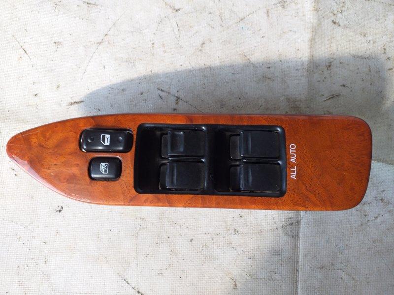 Блок упр. стеклоподъемниками Toyota Land Cruiser Cygnus UZJ100 передний правый (б/у)