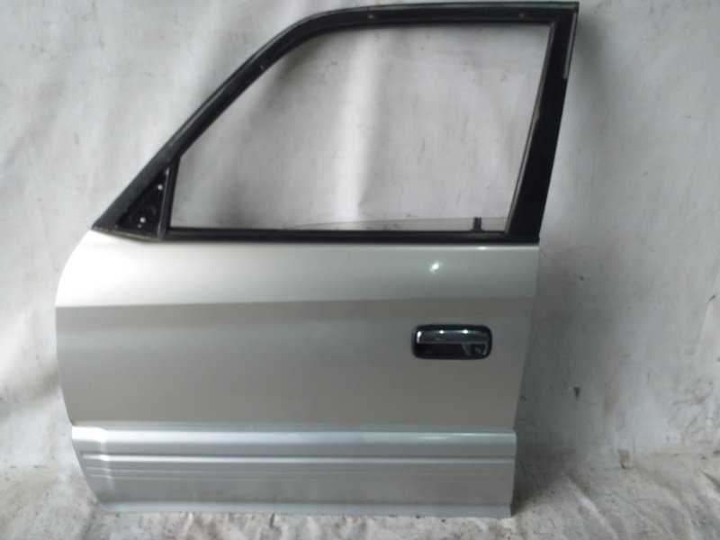 Дверь боковая Toyota Land Cruiser Prado RZJ95 3RZ-FE 1999.05 передняя левая (б/у)