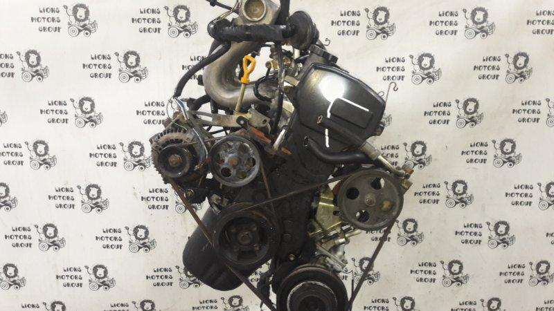 Двигатель Toyota Tercel EL53 5E-0979239 1995 (б/у)