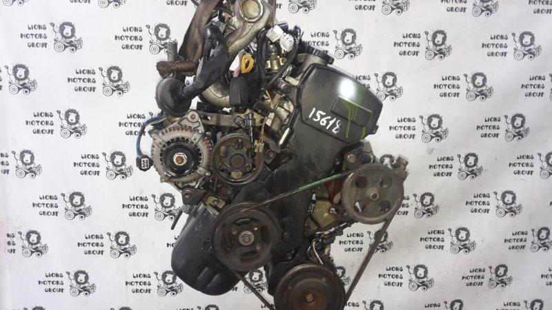 Двигатель Toyota Tercel EL53 5E-0832681 1996 (б/у)