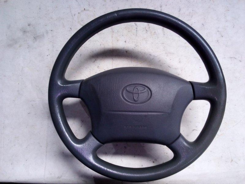 Руль Toyota Land Cruiser Prado RZJ95 3RZ-FE 1999.05 (б/у)