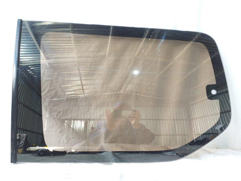 Стекло багажника Toyota Land Cruiser Prado RZJ95 3RZ-FE 1999.05 заднее левое (б/у)