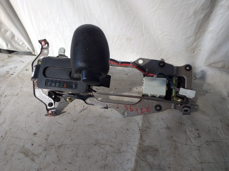 Рычаг переключения кпп Toyota Land Cruiser Prado RZJ95 3RZ-FE 1999.05 (б/у)
