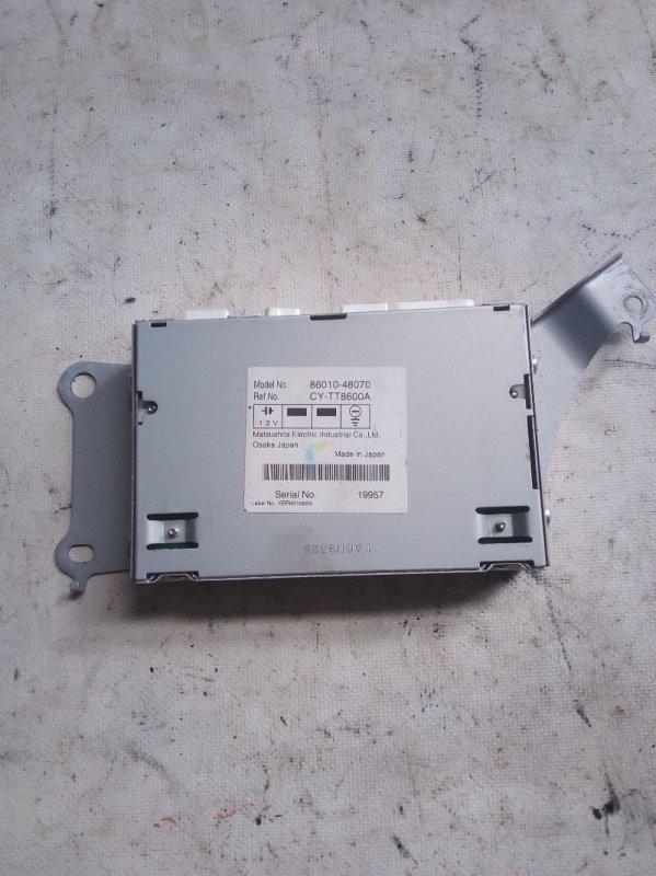 Блок управления tv-tuner Toyota Harrier GSU35 2GR-FE 2006.06 (б/у)