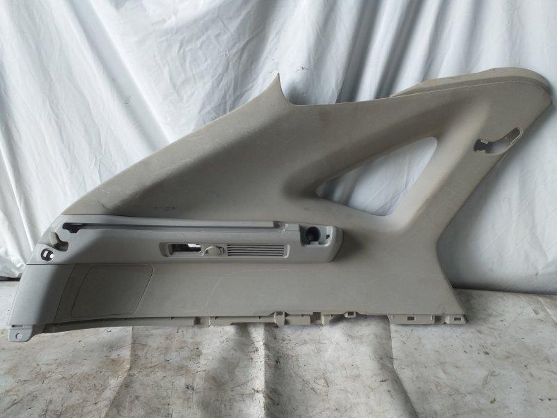Обшивка багажника Toyota Harrier GSU35 2GR-FE 2006.06 задняя левая (б/у)