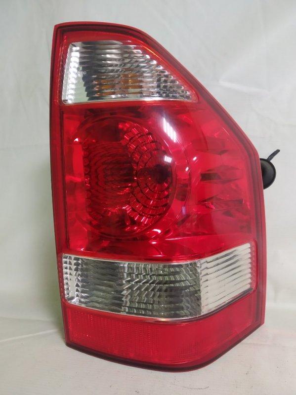 Стоп-сигнал Mitsubishi Pajero V75W 6G74 задний правый (б/у)