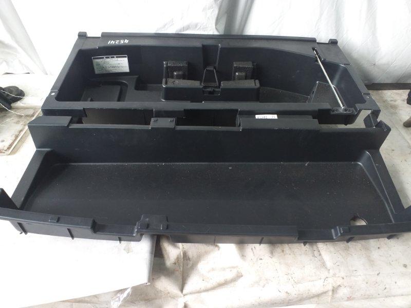 Ящик в багажник Toyota Harrier GSU35 2GR-FE 2006.06 задний (б/у)