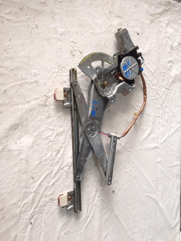 Стеклоподъемник Honda Hr-V GH4 задний левый (б/у)