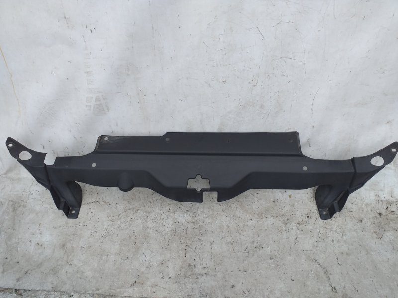 Защита над радиатором Toyota Land Cruiser Prado RZJ120 3RZ-FE 2002.10 передняя (б/у)