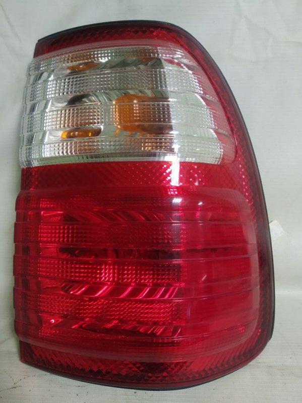 Стоп-сигнал Toyota Land Cruiser UZJ100 2UZ-FE задний правый (б/у)