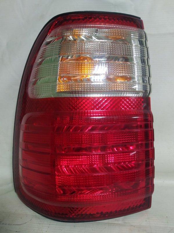 Стоп-сигнал Toyota Land Cruiser UZJ100 2UZ-FE задний левый (б/у)