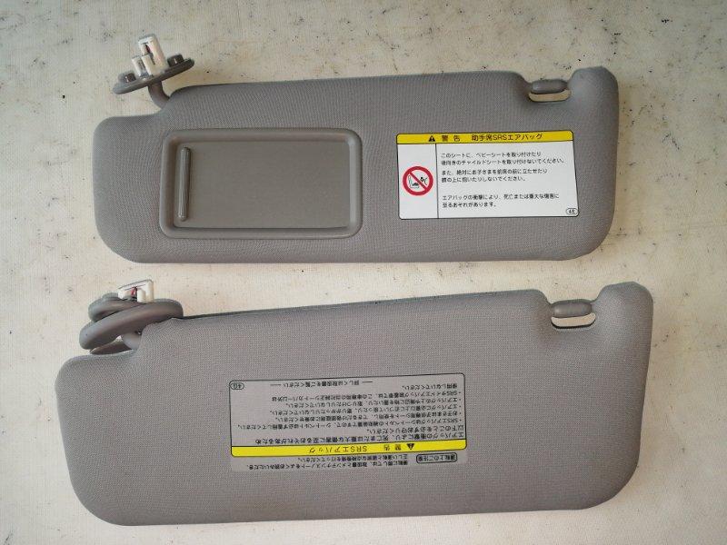 Козырек от солнца Toyota Camry AVV50 2AR-FXE 2012.03 (б/у)