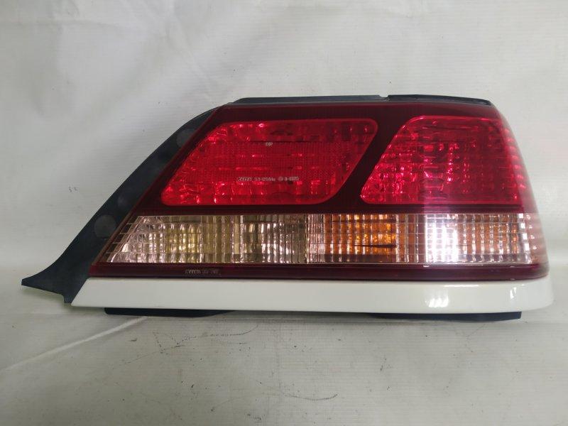 Стоп-сигнал Toyota Cresta JZX105 1JZ-GE задний правый (б/у)