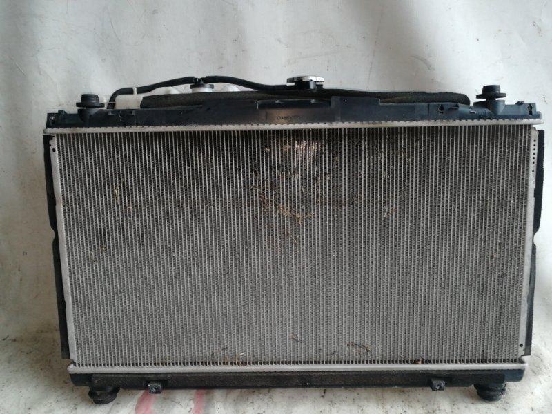 Радиатор двс Toyota Camry AVV50 2AR-FXE 2012.03 (б/у)