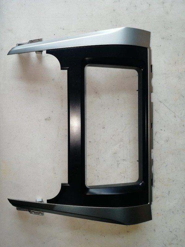 Консоль магнитофона Toyota Camry AVV50 2AR-FXE 2012.03 (б/у)