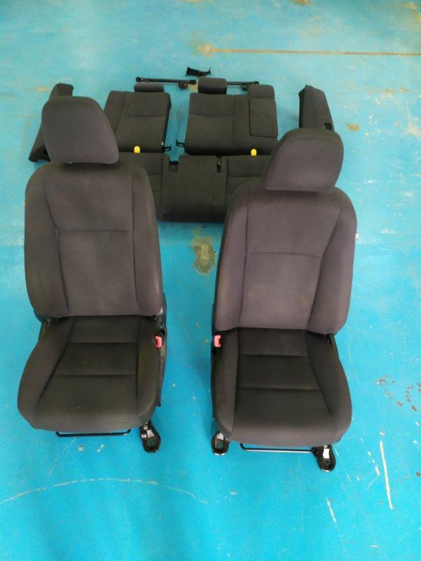 Сидение Toyota Camry AVV50 2AR-FXE 2012.03 переднее правое (б/у)