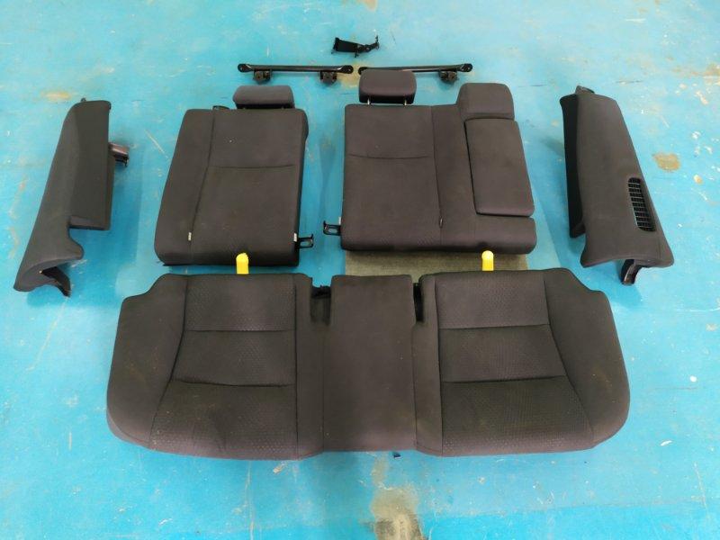 Сидение Toyota Camry AVV50 2AR-FXE 2012.03 заднее (б/у)
