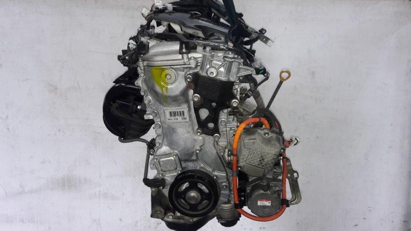 Двигатель Toyota Camry AVV50 2AR-FXE 2012.03 (б/у)