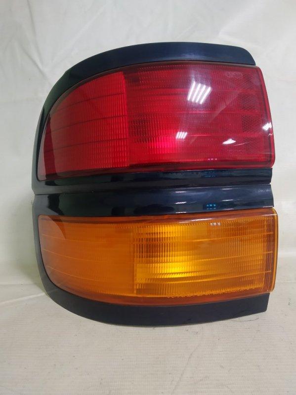 Стоп-сигнал Toyota Townace CR31 3C-T 1996 задний левый (б/у)