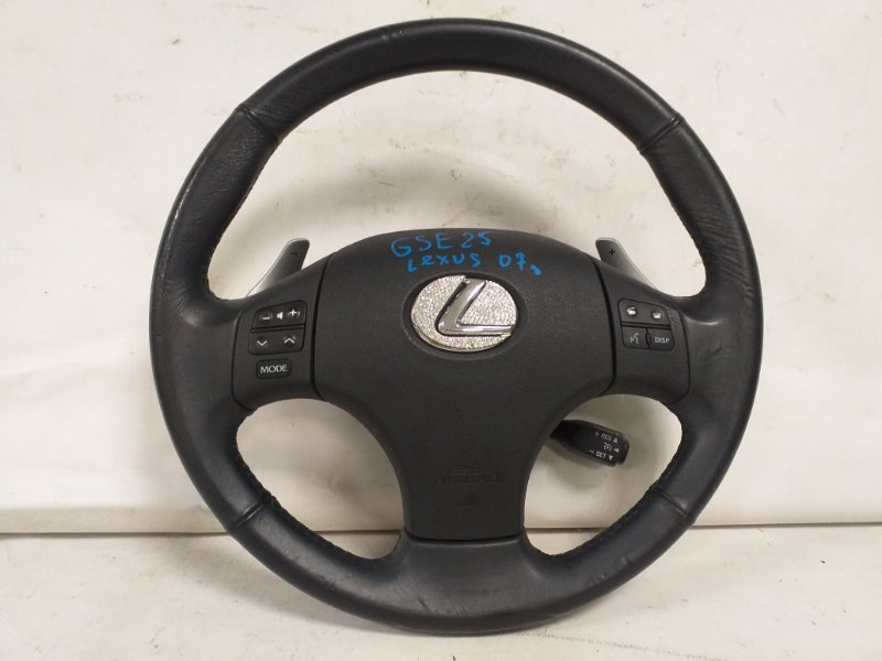 Руль Lexus Is250 GSE25 4GR 2007 (б/у)