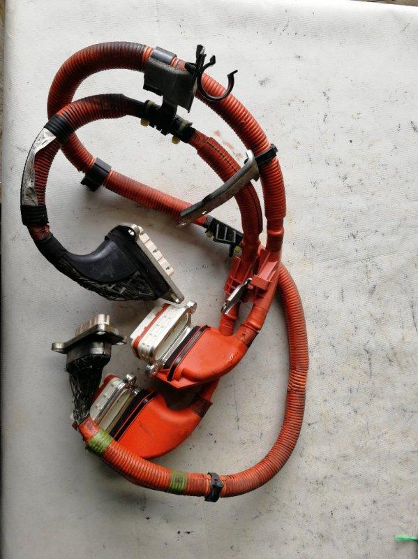 Электропроводка Toyota Camry AVV50 2AR-FXE 2012.03 (б/у)