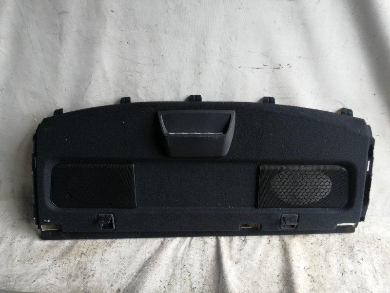 Полка багажника Toyota Camry AVV50 2AR-FXE 2012.03 задняя (б/у)