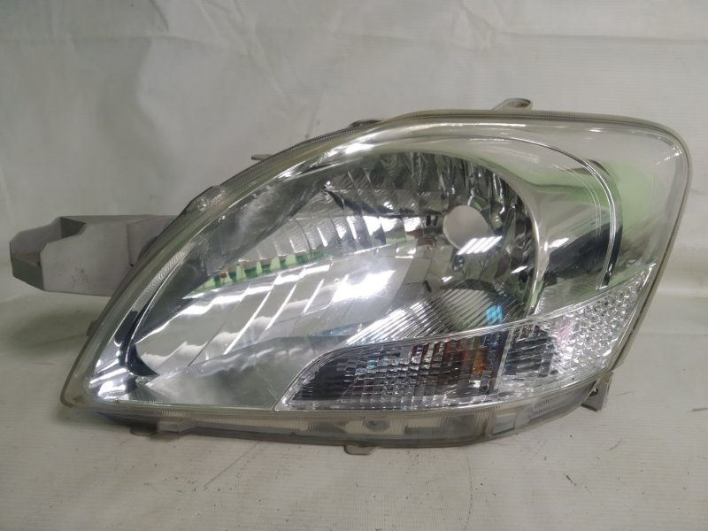 Фара Toyota Belta NCP96 2NZ-FE 2007.02 передняя левая (б/у)
