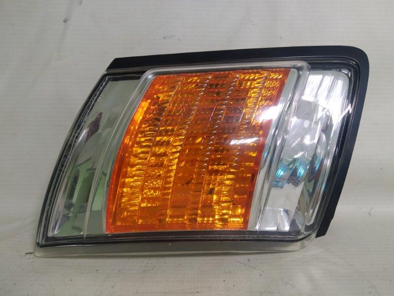 Поворотник к фаре Toyota Gaia SXM15 3S-FE передний правый (б/у)