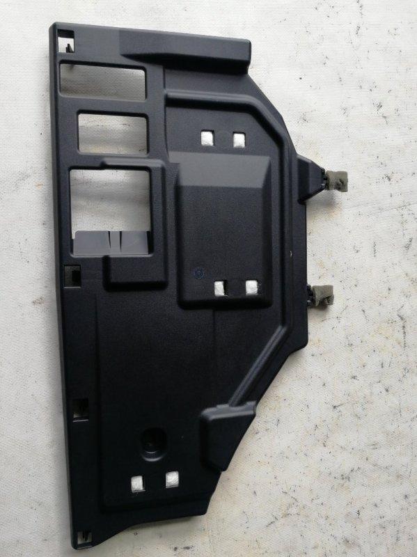 Пластик торпеды Toyota Camry AVV50 2AR-FXE 2012.03 (б/у)