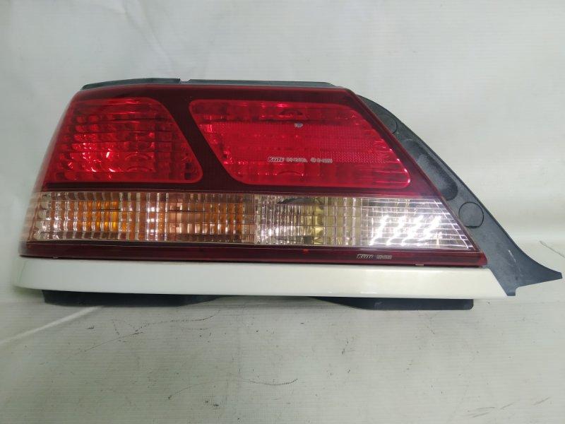 Стоп-сигнал Toyota Cresta JZX105 1JZ-GE задний левый (б/у)